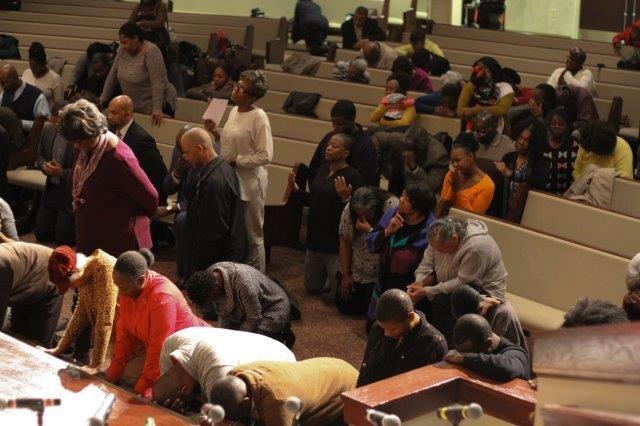 Watch Live - First SDA Church
